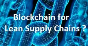 Blockchain – tool for waste reduction ?