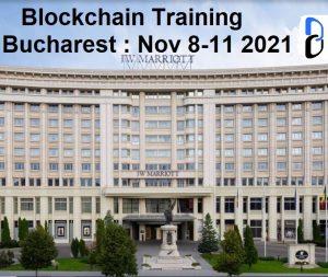 Blockchain Training Bucharest Romania